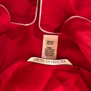 Victoria's Secret Intimates & Sleepwear - VS Satin PJ Set